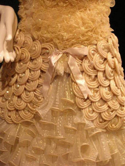 Condom dress 1