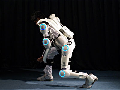 Cyberdyne HAL Exoskeleton Robotic Exoskeleton Muscle Suit Will Make Us Superhumans Pictures Seen on www.VyperLook.com
