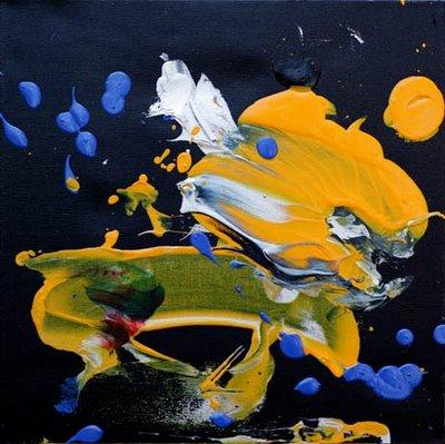 Aelita Andre painting 1