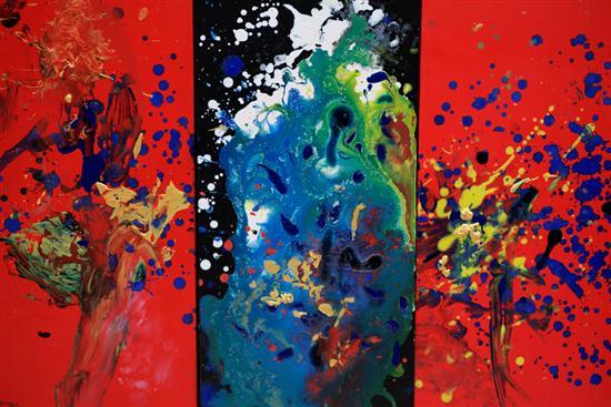Aelita Andre painting 3
