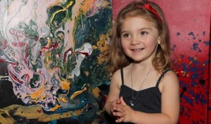Aelita Andre painting 4