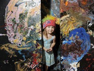 Aelita Andre painting 5