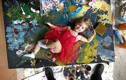 Aelita Andre painting 6
