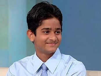Akrit Jaswal Worlds Smartest Kids as seen on CoolWeirdo.com