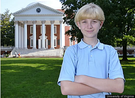 Gregory Smith Nobel Peace Prize Nominee at The Age Of 12
