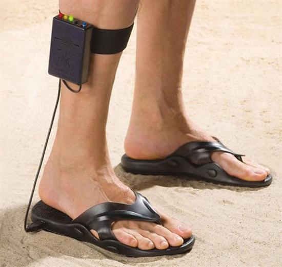Metal Detecting Sandals 1