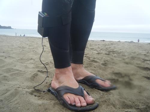 Metal Detecting Sandals 3