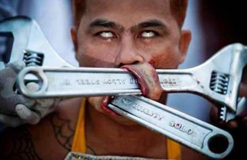 Most Extreme Piercings 6