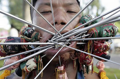 Most Extreme Piercings 7