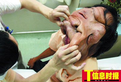 Ou Guifeng elephant man china 4
