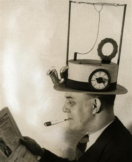 Radio hat 1931