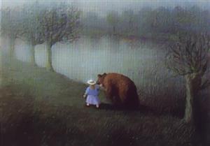 The Bear girl of Fraumark (1767)
