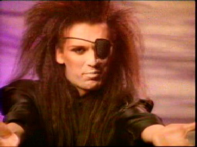 pete burns before