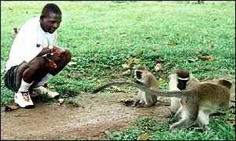 the ugandan monkey boy 2 Feral Kids   Real Cases of Children Who Grew In the Wild Pictures Seen on www.VyperLook.com