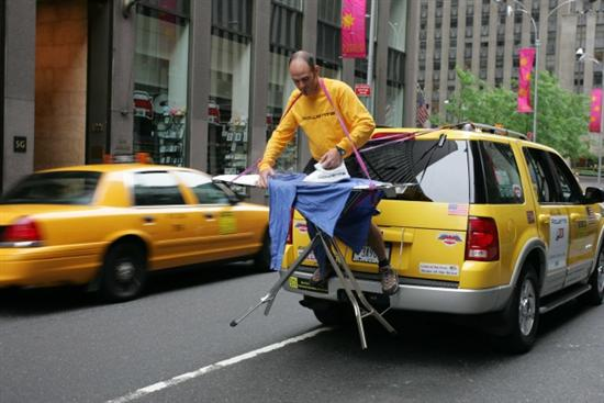 Extreme Ironing 3 Weirdest Competitions In The World Pictures Seen on www.VyperLook.com