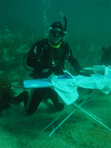 Extreme Ironing 7 Weirdest Competitions In The World Pictures Seen on www.VyperLook.com