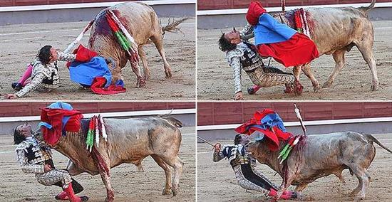 Julio Aparicio gored Most Amazing and Shocking Bullfights Pictures Seen on www.VyperLook.com