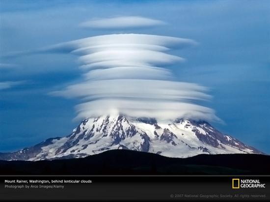 Lenticular Clouds 3