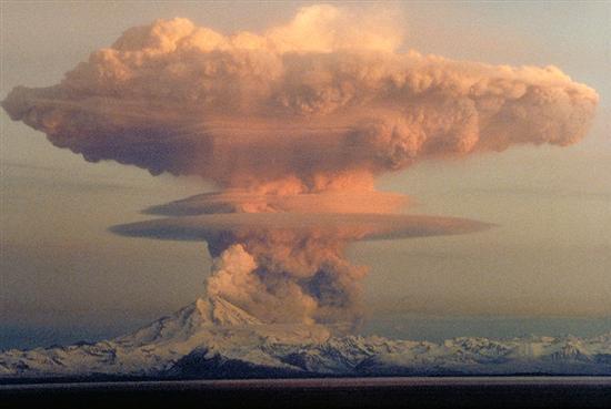 Mushroom Clouds 1