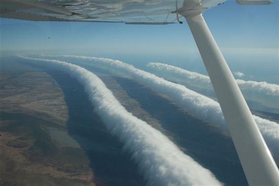 Roll Clouds 2