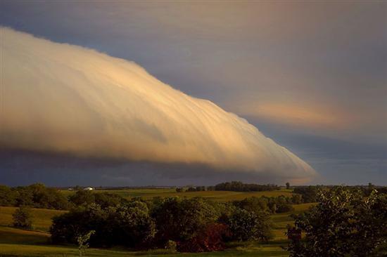 Roll Clouds 4