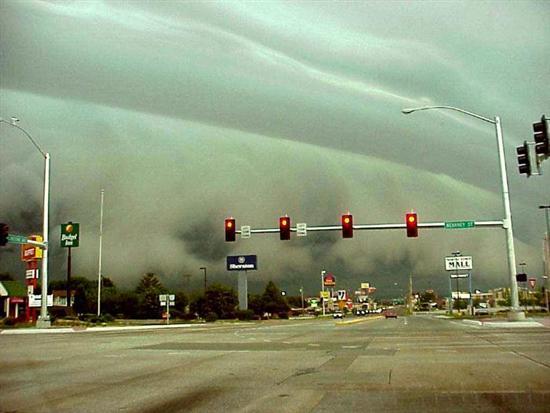 Shelf Clouds 1