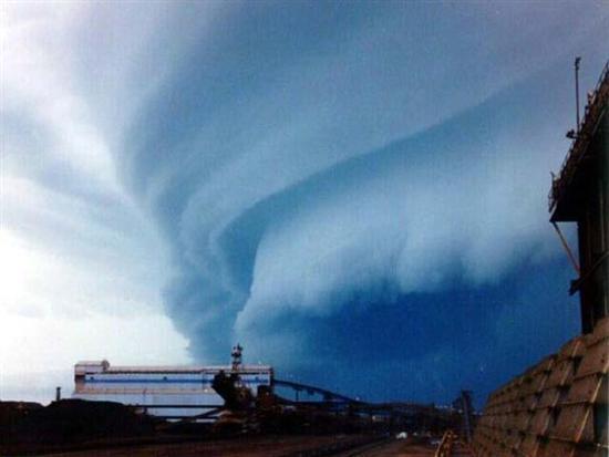 Shelf Clouds 4