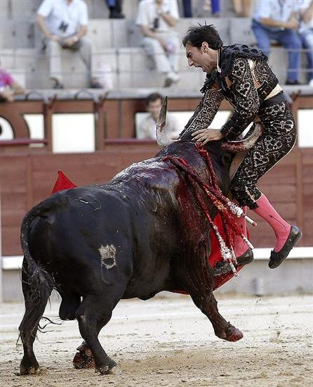 fernando cruz1 Most Amazing and Shocking Bullfights Pictures Seen on www.VyperLook.com