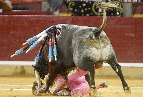 juan jose padilla Most Amazing and Shocking Bullfights Pictures Seen on www.VyperLook.com