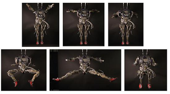 PETMAN Robot 1