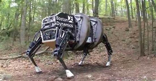 Pentagon New Mechanical Horse 1