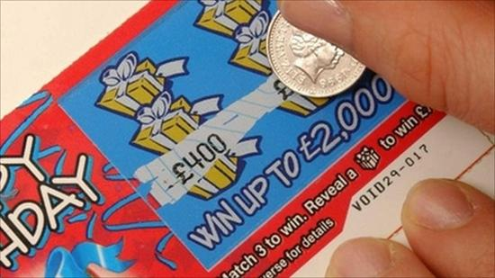 Woman wins lotto FOUR times