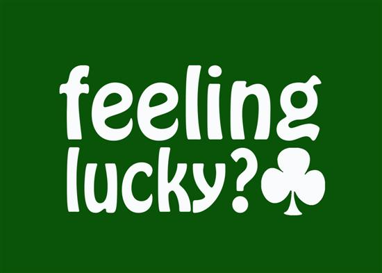 feeling lucky Luckiest People Pictures Seen on www.VyperLook.com