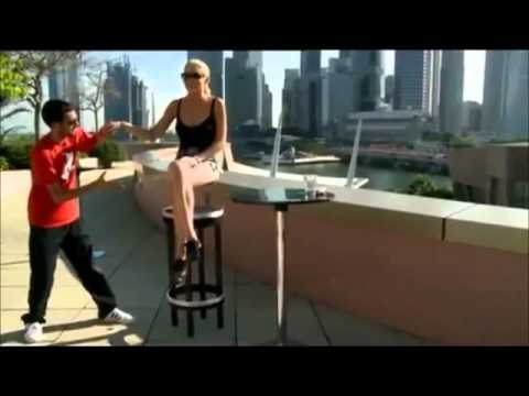 Dynamo Makes Lindsay Lohan Levitate