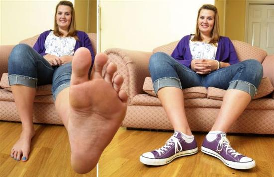 Big feet dating