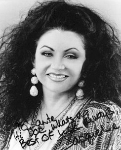 Jackie Stallone young