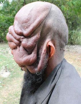 Mohammad Latif Khatana - man with no face4