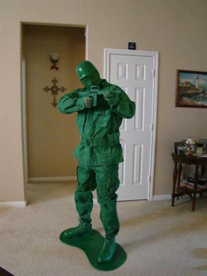 army guy halloween costume