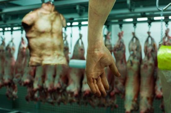 butchery shop resident evil 2