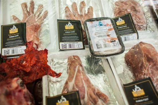 butchery shop resident evil 5