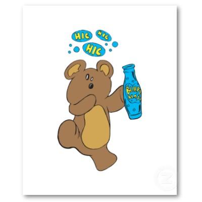 hickups bear