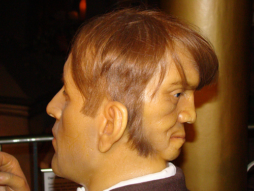 two faced man Edward Mordake 3 Man With 2 Faces   Edward Mordake as seen on CoolWeirdo.com
