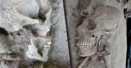Alien Skulls Mexico 3
