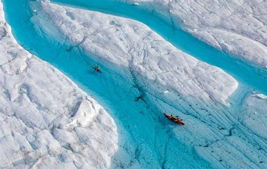 Blue River, Greenland 2