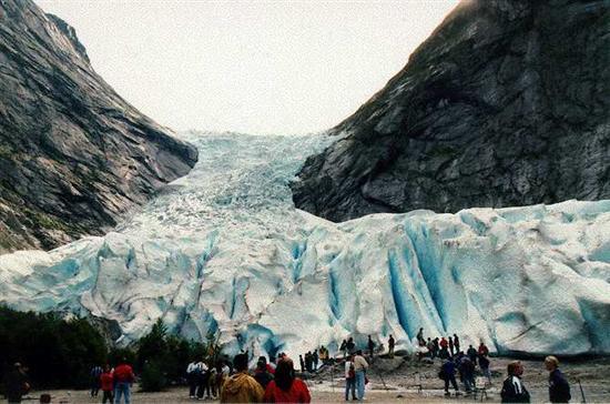 Briksdal Glacier, Norway 2