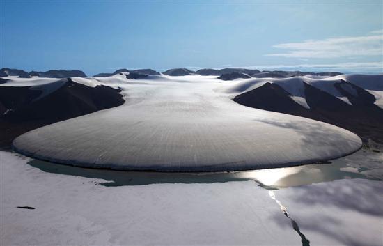 Elephant Foot Glacier Greenland 1