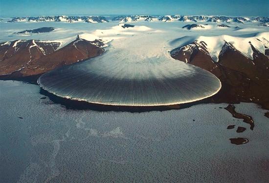 Elephant Foot Glacier Greenland 2