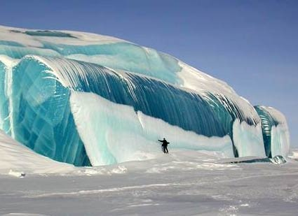 Frozen Wave, Antarctica 1