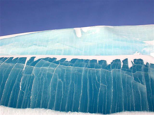 Frozen Wave Antarctica 2