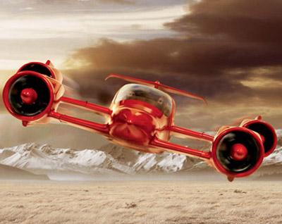 Moller Skycar 1